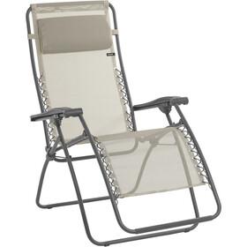 Lafuma Mobilier RSXA Campingstol Batyline grå/hvid